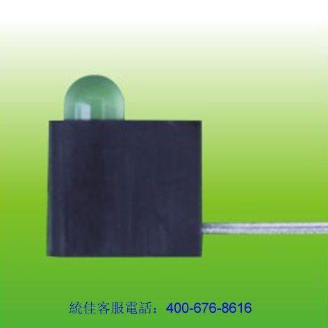 1連(lian)體帶座led燈珠(zhu)